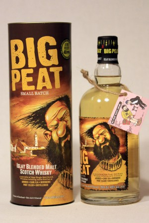 Big Peat - Islay Blended Malt Scotch Whisky 46,0% vol.