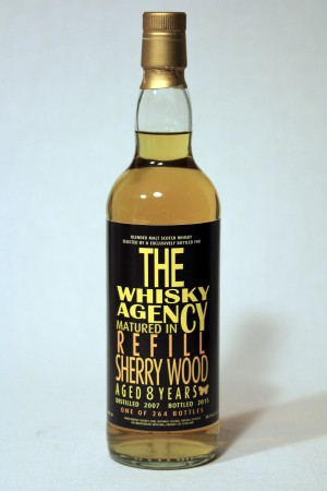 Blended Malt 2007 TWA - bottled letters 50,7% vol.