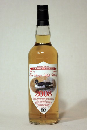 Speyside Region 2008 Whisky-Fässle 46,9% vol.